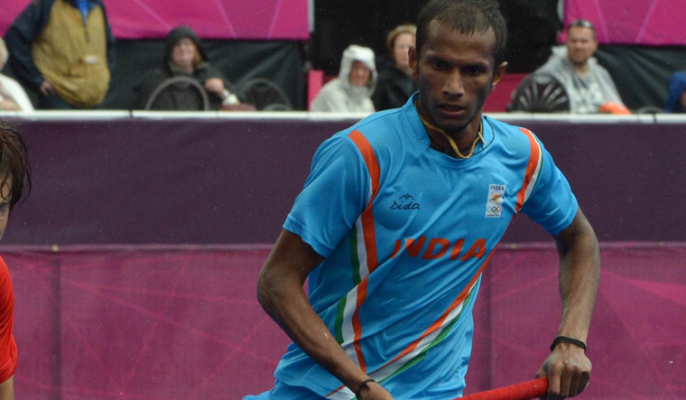Hockey: S.V. Sunil doubtful for World Cup due to knee injury