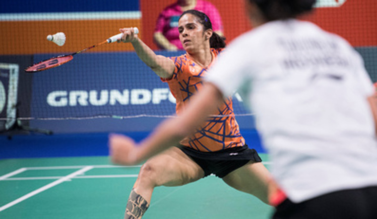 Saina in final of Denmark Open; Srikanth suffers defeat in semifinal