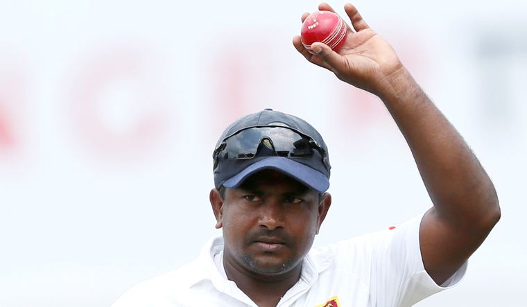Veteran Lankan spinner Herath to retire after first England Test