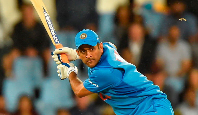 M.S. Dhoni―the 10,000-run club's ugly duckling - The Week