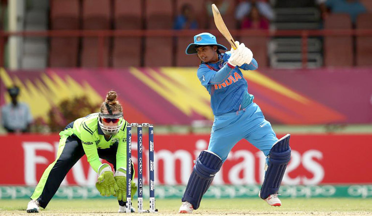 Mandhana, bowlers spin India to top of table