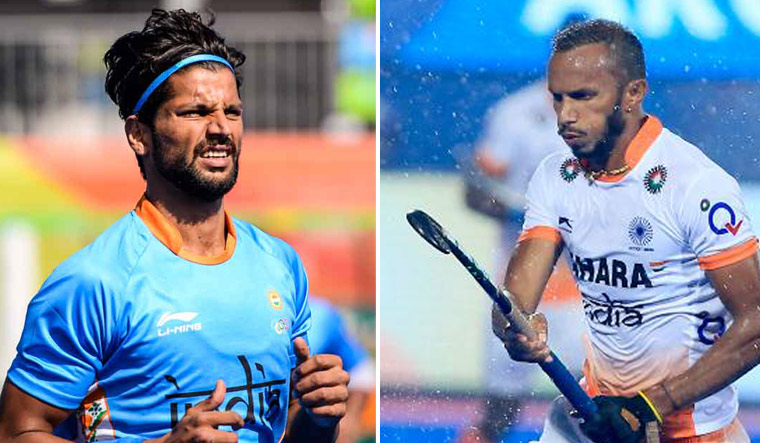 Hockey: Rupinder Pal, Sunil excluded from India's World Cup squad