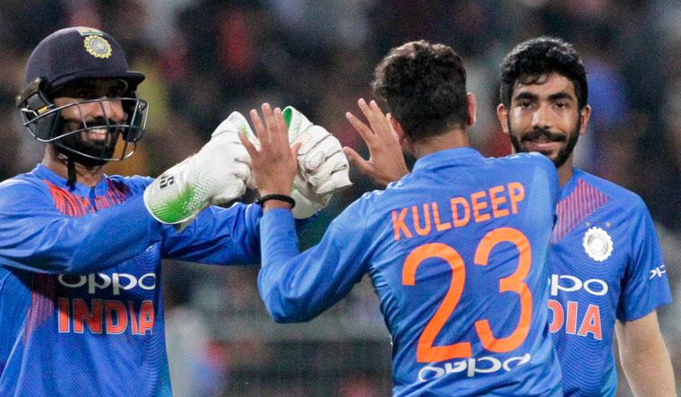 IND vs WI: Umesh, Bumrah, Kuldeep rested for final T20I