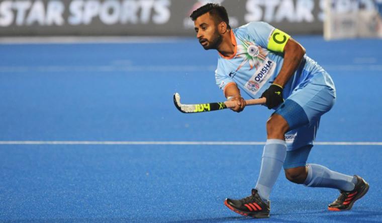 Indian skipper Manpreet downplays Hockey India CEO's rude behaviour