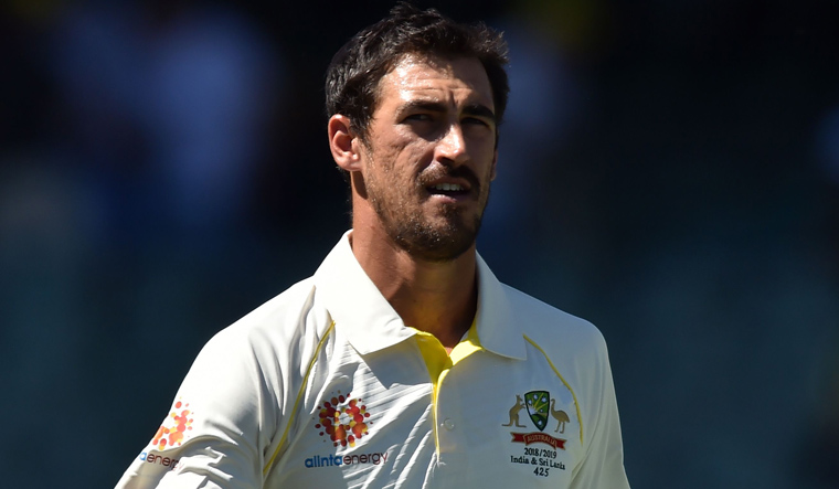 Ahead of Perth Test, Johnson to help Starc get 'alive and going'