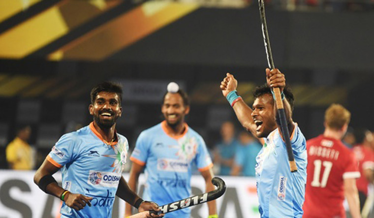 Hockey World Cup: On the cusp of scripting history, India exude confidence