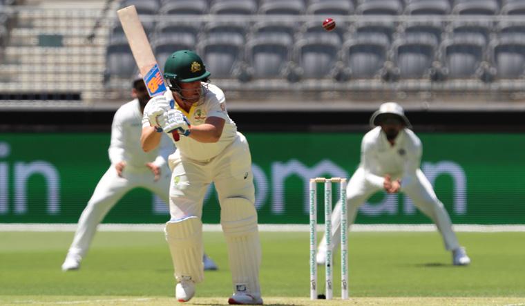 India vs Australia 2nd Test