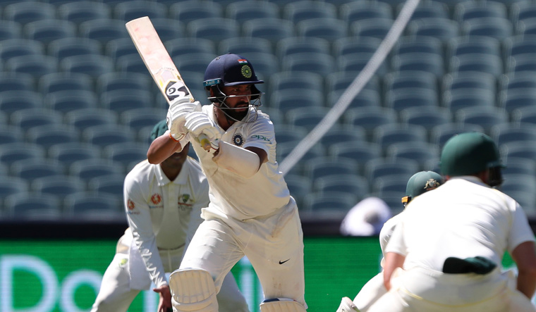 Pujara feels top-order should have batted better