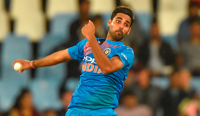 India-WI tour: Bhuvneshwar, Kohli back for T20s, ODIs