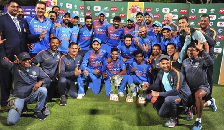 India beat SA to clinch T20I series, here're records broken