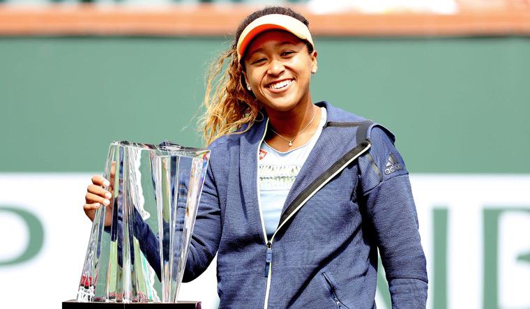 Osaka dominates Kasatkina for career-first title at Indian Wells