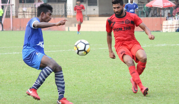 Santosh Trophy: Punjab beat Karnataka to open up Group B
