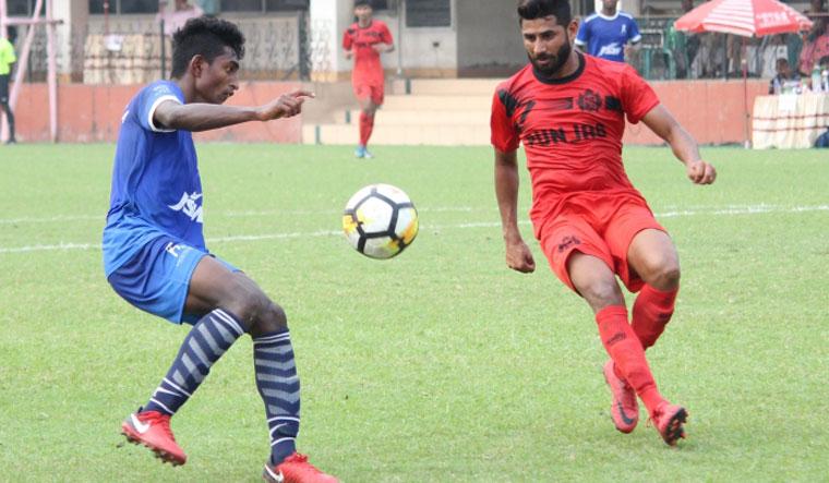Santosh Trophy: Punjab pip Karnataka, revive semi-final hopes