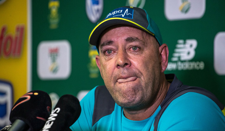 Lehmann to step down as Australia head coach
