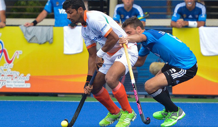 Sultan Azlan Shah: India and England match ends with a draw