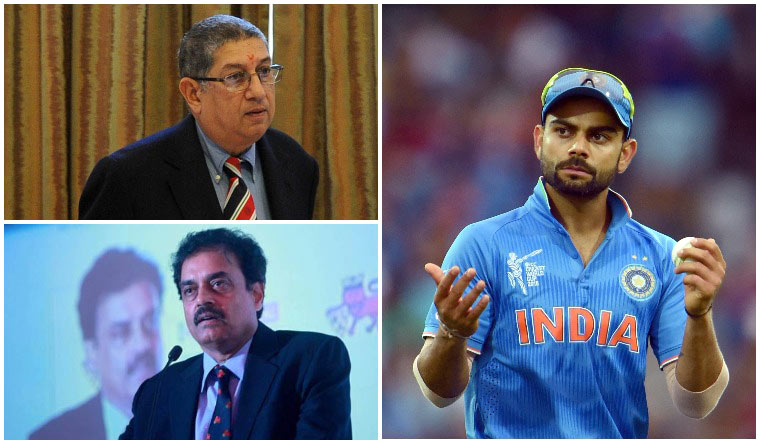 MS Dhoni didn't want Kohli, says Vengsarkar