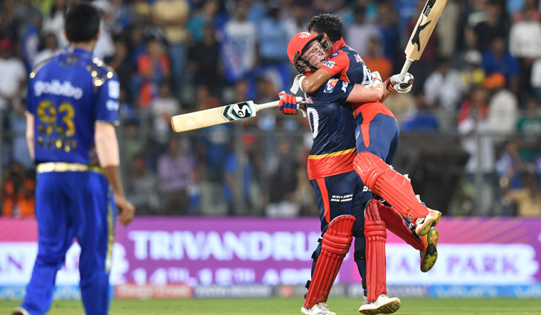 IPL 2018: Desperate defending champions Mumbai manage to lose another one