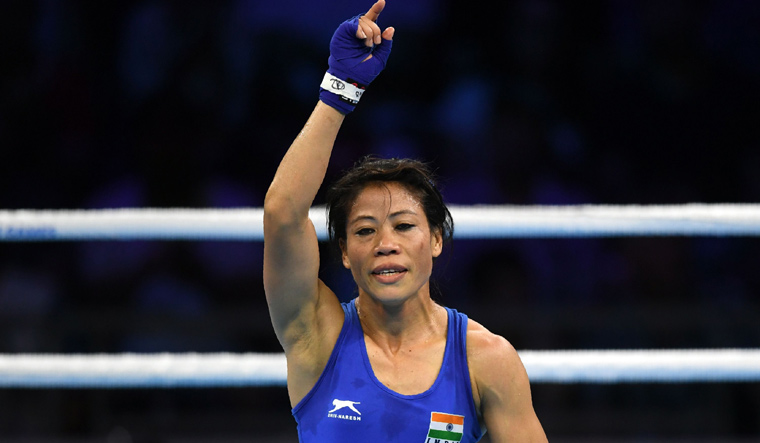 Commonwealth Games success a boost before Asian Games: Mary Kom