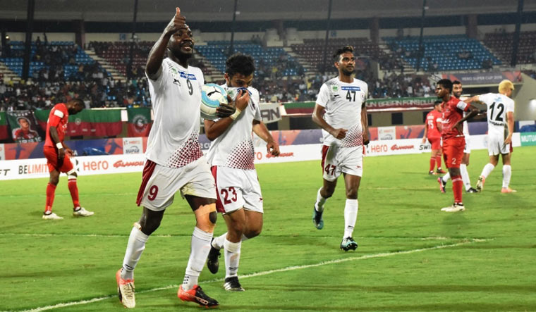 dipanda dicka aiff com - Indian Super Cup: 5 Talking Points of Mohun Bagan Vs Churchill Brothers FC Match
