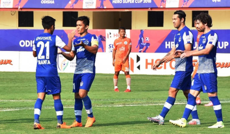 Super Cup: Bengaluru FC thrash East Bengal 4-1 to clinch title
