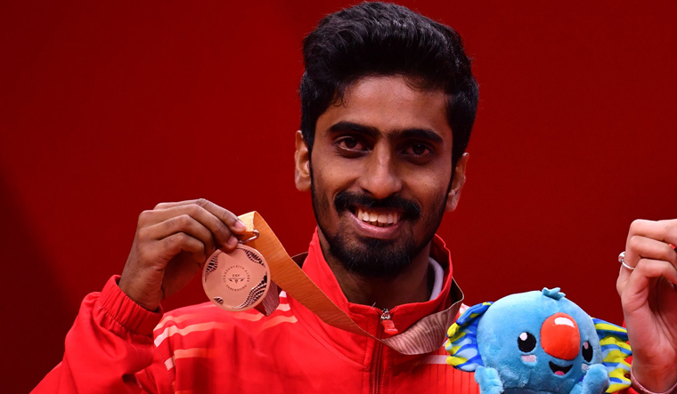 India can do well in World Championship: Sathiyan