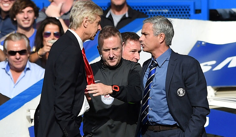 Mourinho reveals Wenger respect despite heated run-ins
