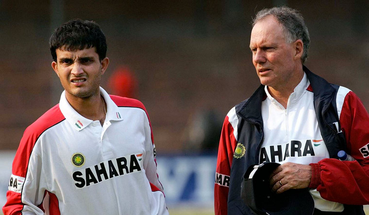 Was first one to know about Chappell's mail against Sourav: Sehwag