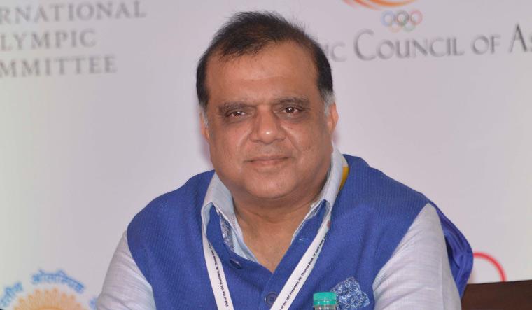 Indian Olympic Association President Narinder Batra | Arvind Jain