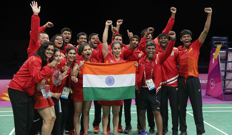 India at CWG, day 5: Medal tally swells to 19