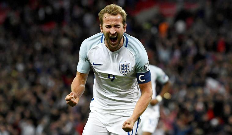 FIFA World Cup 2018: Kane named England captain