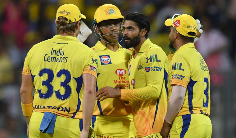 IPL: Chennai edge out Hyderabad in thriller to enter final