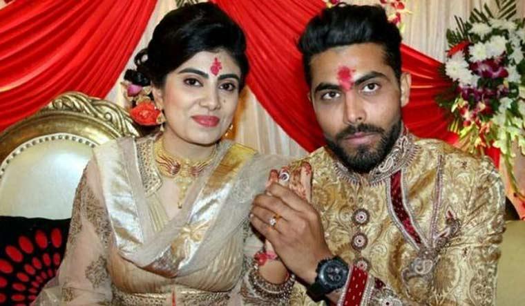 Ravindra Jadeja's wife assaulted by Gujarat police officer