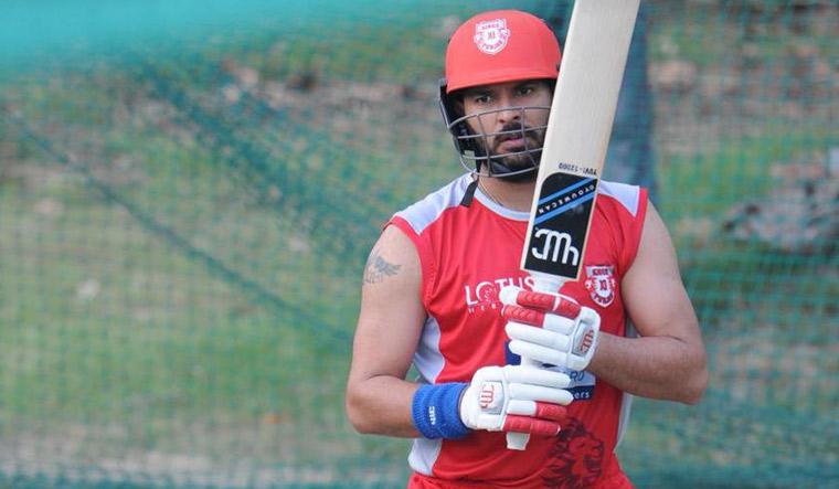 IPL 2018: Yuvraj Singh struggles on as the magic wanes