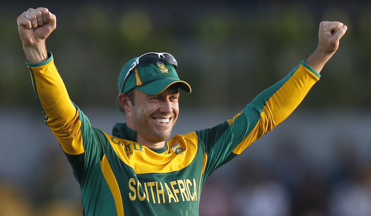 AB de Villiers announces shock retirement from global cricket