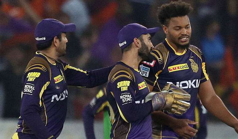 IPL 2018: In-form KKR to lock horns with resurgent RR in Eliminator