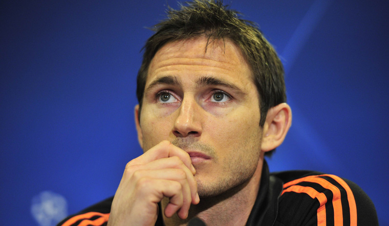 Lampard nearly ready to step into management