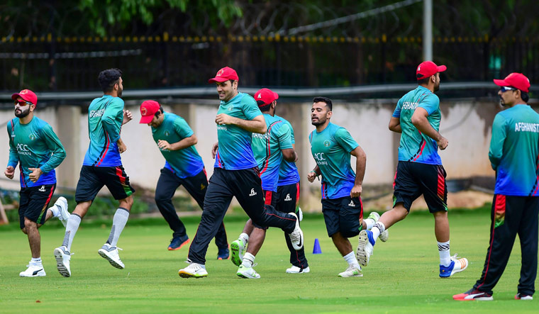 India vs Afghanistan: Upbeat Afghan side on threshold of history