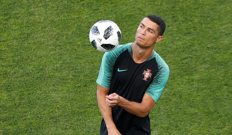 Ronaldo accepts suspended jail sentence and fine for tax dispute