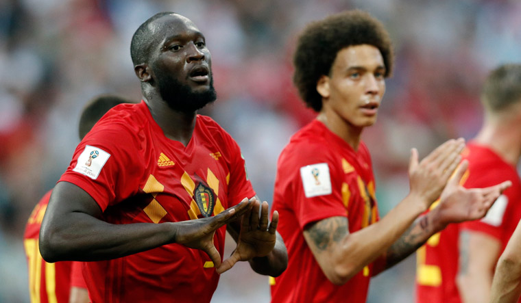 Belgium blank Panama 3-0 to open their World Cup campaign