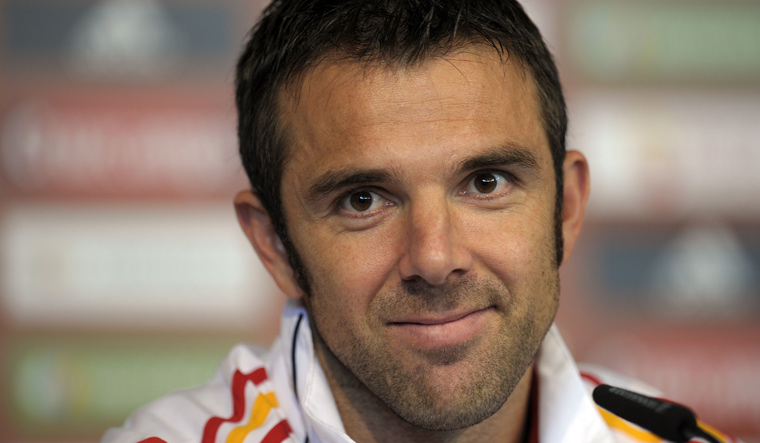 Carlos Marchena to take over as Spain's assistant coach
