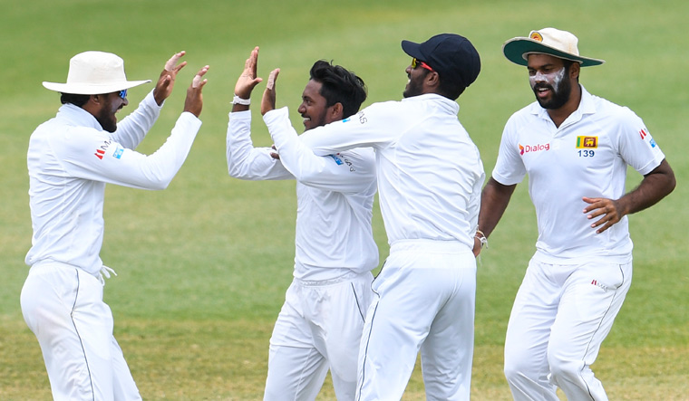 Chandimal sweats as Lanka-West Indies 2nd Test ends in draw