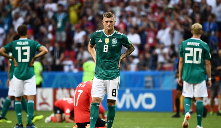 1c90498fc World Cup 2018  The unmaking of Germany - The Week