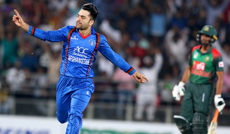 Afghanistan stun Bangladesh in 2nd T20, beat by 6 wickets