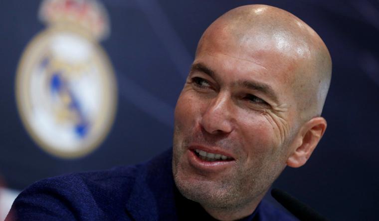 Zidane not in frame for France job, says Deschamps