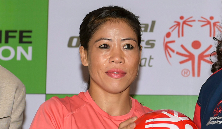 Eyeing a sixth world title, Mary Kom all for 'smart' training