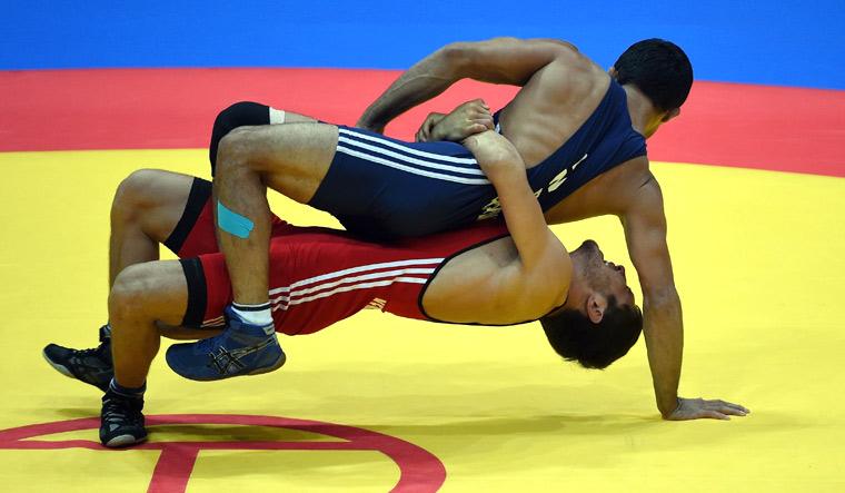wrestling-afp