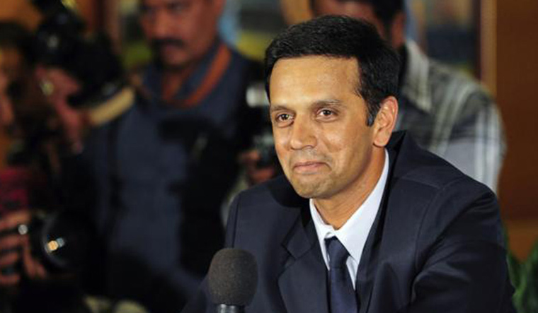 Rahul Dravid inducted into ICC's Hall of Fame