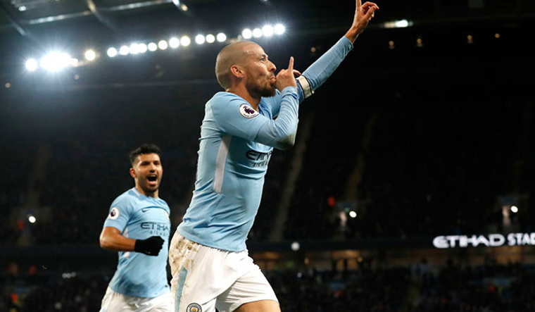 Current contract could be last at Manchester City: David Silva