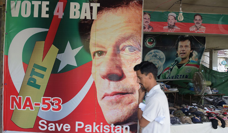 Pakistan cricket fraternity congratulates Imran Khan