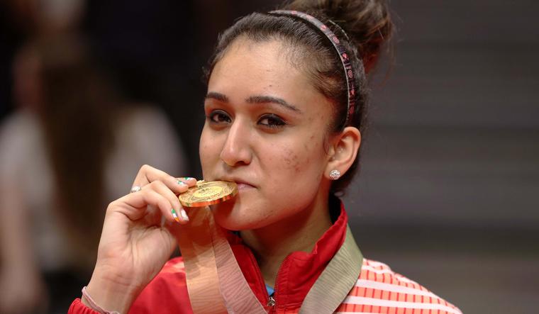 Delhi govt yet to honour Manika Batra for CWG triumph